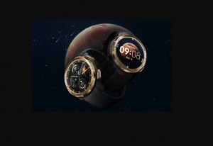 Часы HONOR Watch GS Pro Mysterious Starry Sky Edition выпущены в Китае