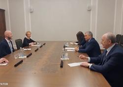 Володин и Радаев встретились в Москве с представителями IKEA