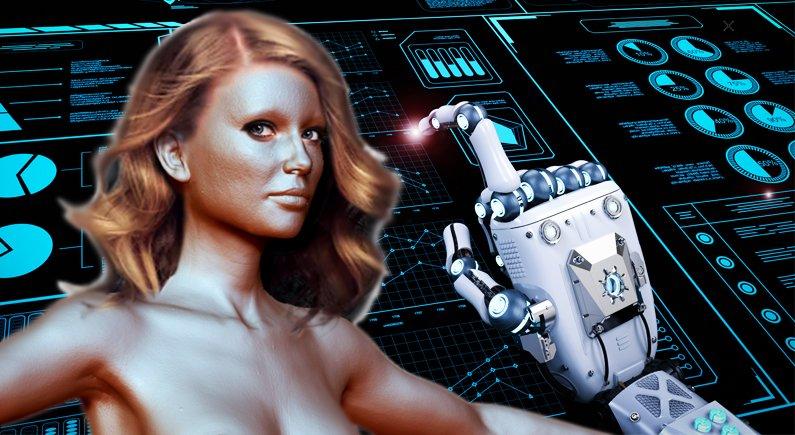 Компания производит секс-роботов в виде клонов ушедших в иной мир партнеров