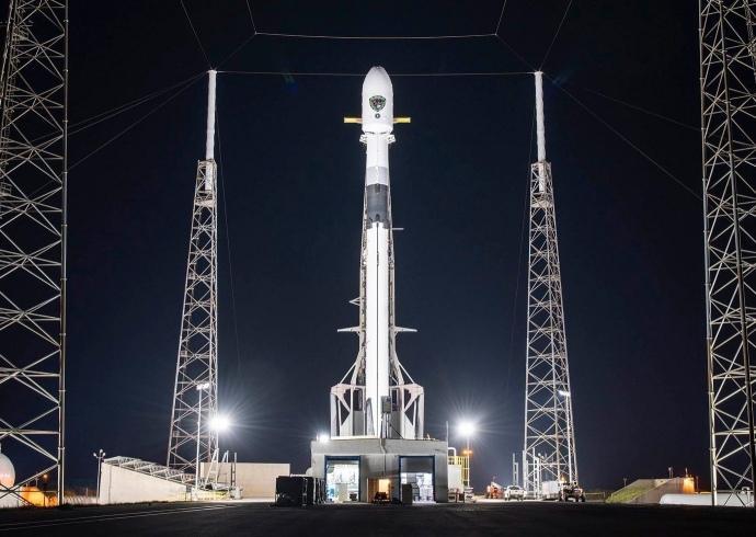 Компания Илона Маска доставила на орбиту еще один GPS-спутник III поколения