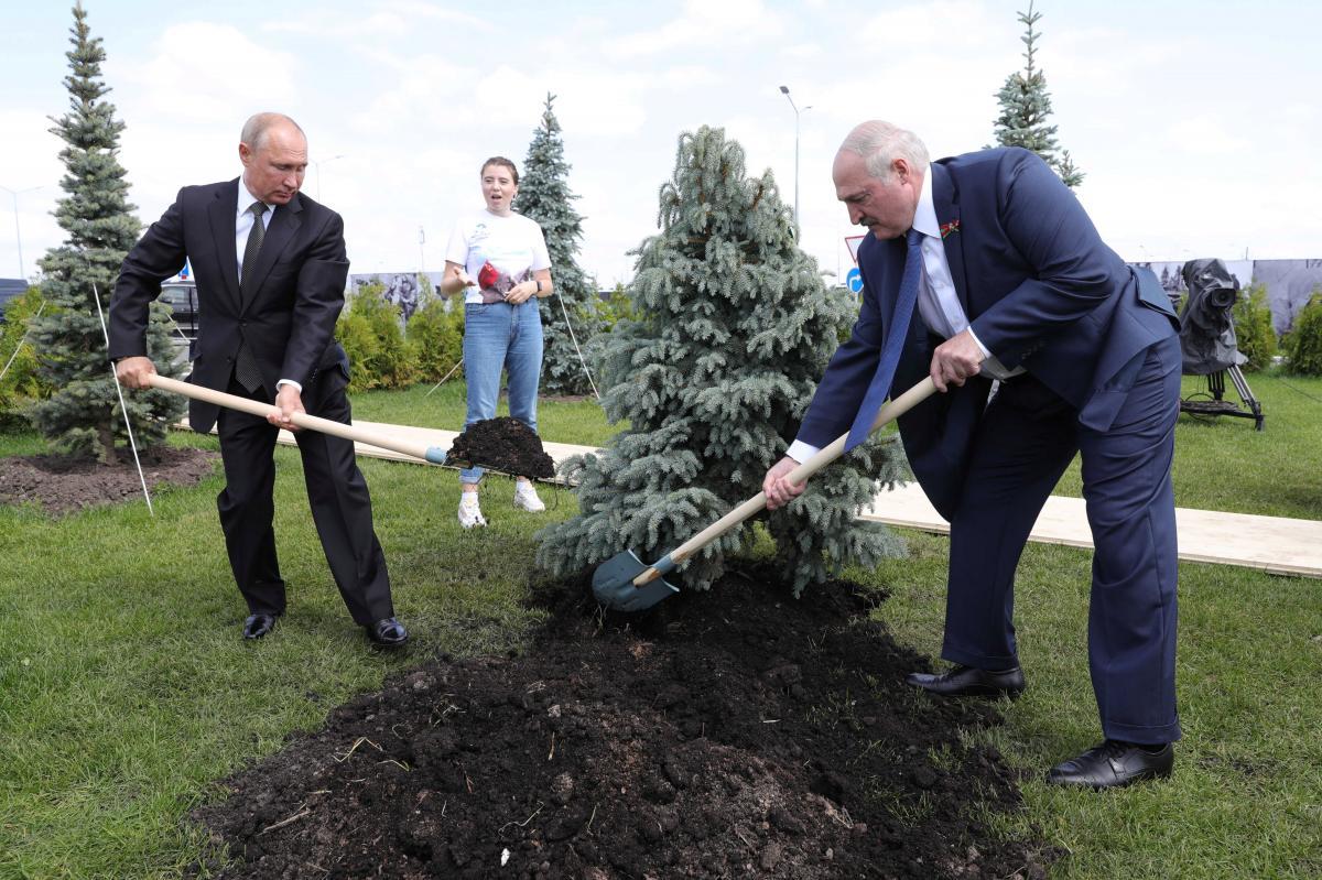 Россия хотела получить от Беларуси 95% ее власти – посол