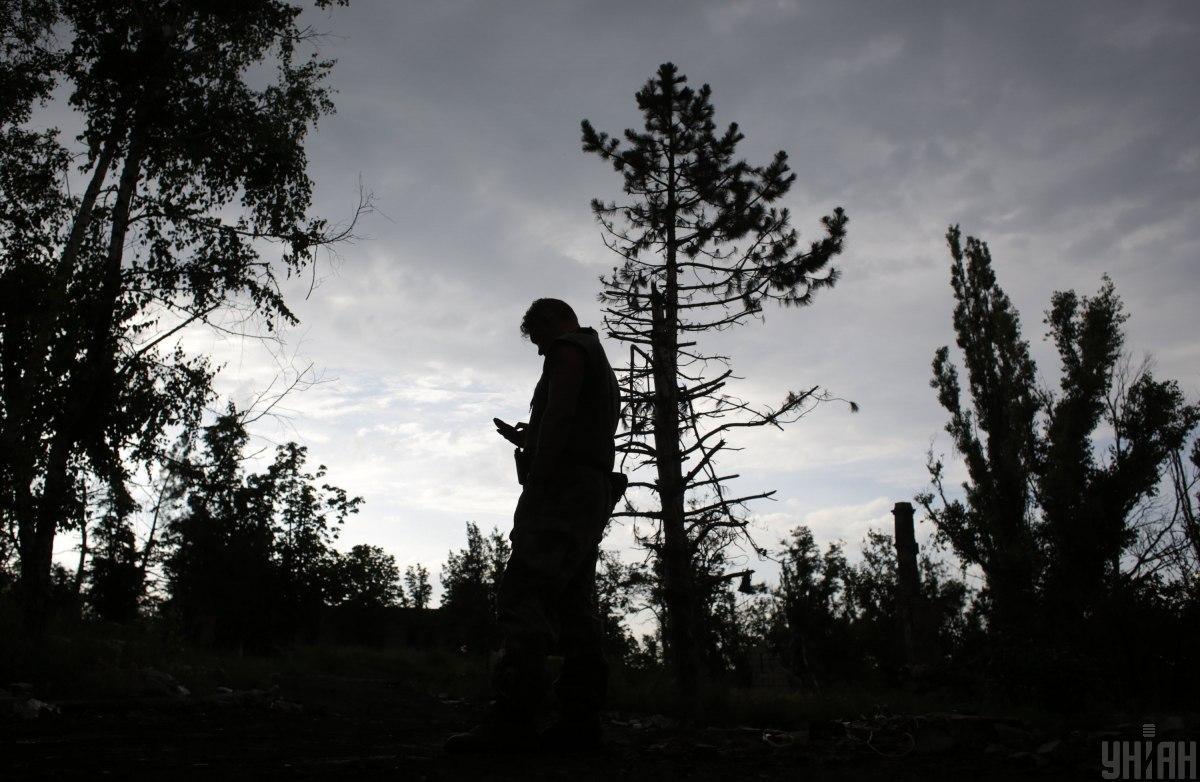 Оккупанты на Донбассе дважды нарушили режим тишины возле Водяного и Катериновки