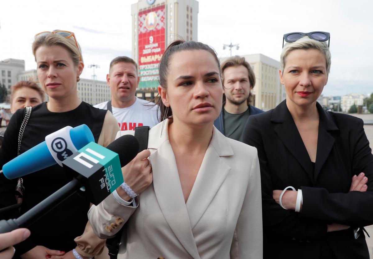 Европарламент признал Координационный совет временным представительным органом белорусов