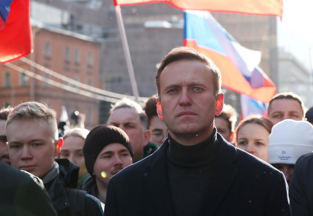 Die Welt: Навальный возвращается, что сделает Кремль?