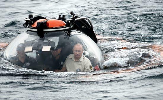'Крымские воды видели более уродливых существ': в Twitter-аккаунте Украины потроллили Путина