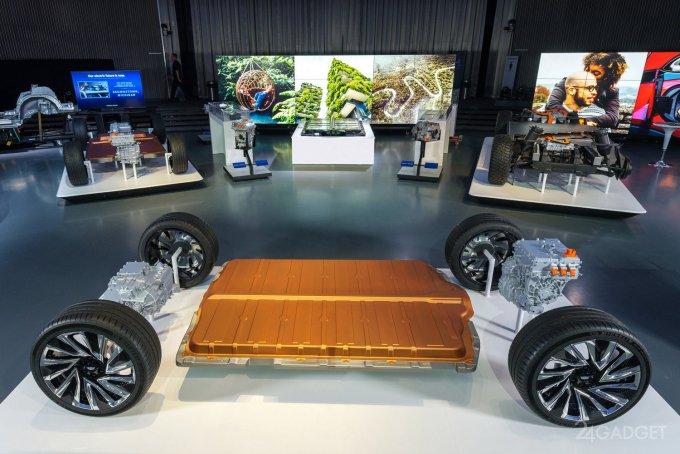 Платформа Ultium Drive от General Motors станет базой для электромобилей будущего (3 фото)