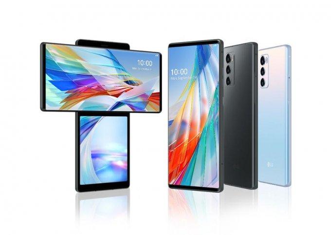 LG выпустил официальный ролик о складном смартфоне LG Wing (видео)