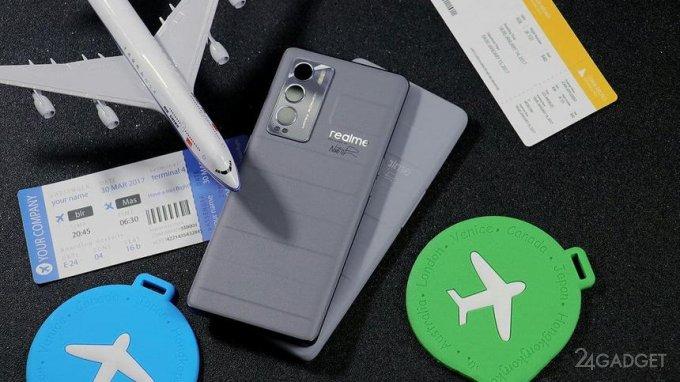 Realme презентовала флагманский смартфон с 19 ГБ оперативной памяти (5 фото)