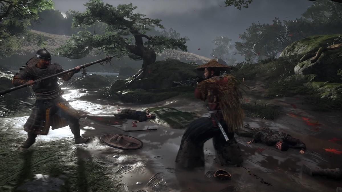 Самурай или призрак: в Ghost of Tsushima разработчики предоставят свободу в выборе боевого стиля