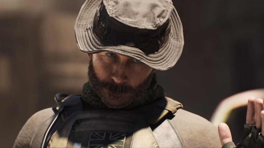 Большая проблема для террористов: похоже, новым оперативником в CoD: Modern Warfare станет капитан Прайс