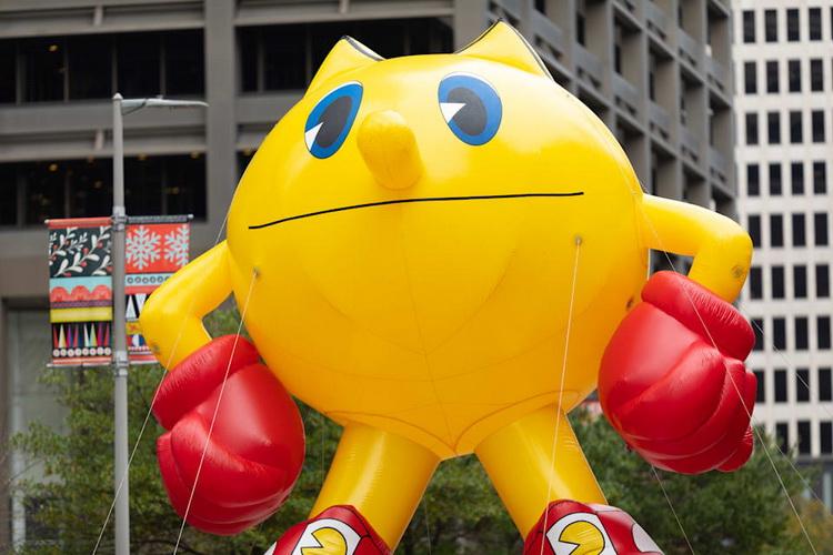 Новая нейросеть NVIDIA воссоздала игру Pac-Man за 4 дня