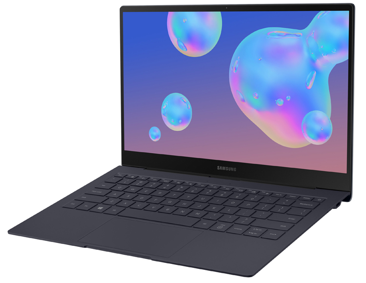 Представлен ноутбук Samsung Galaxy Book S: чип Intel Lakefield, Wi-Fi 6 и LTE