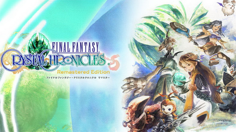 Ролевой экшен Final Fantasy: Crystal Chronicles  Remastered Edition выйдет на PS4, Switch, iOS и Android 27 августа