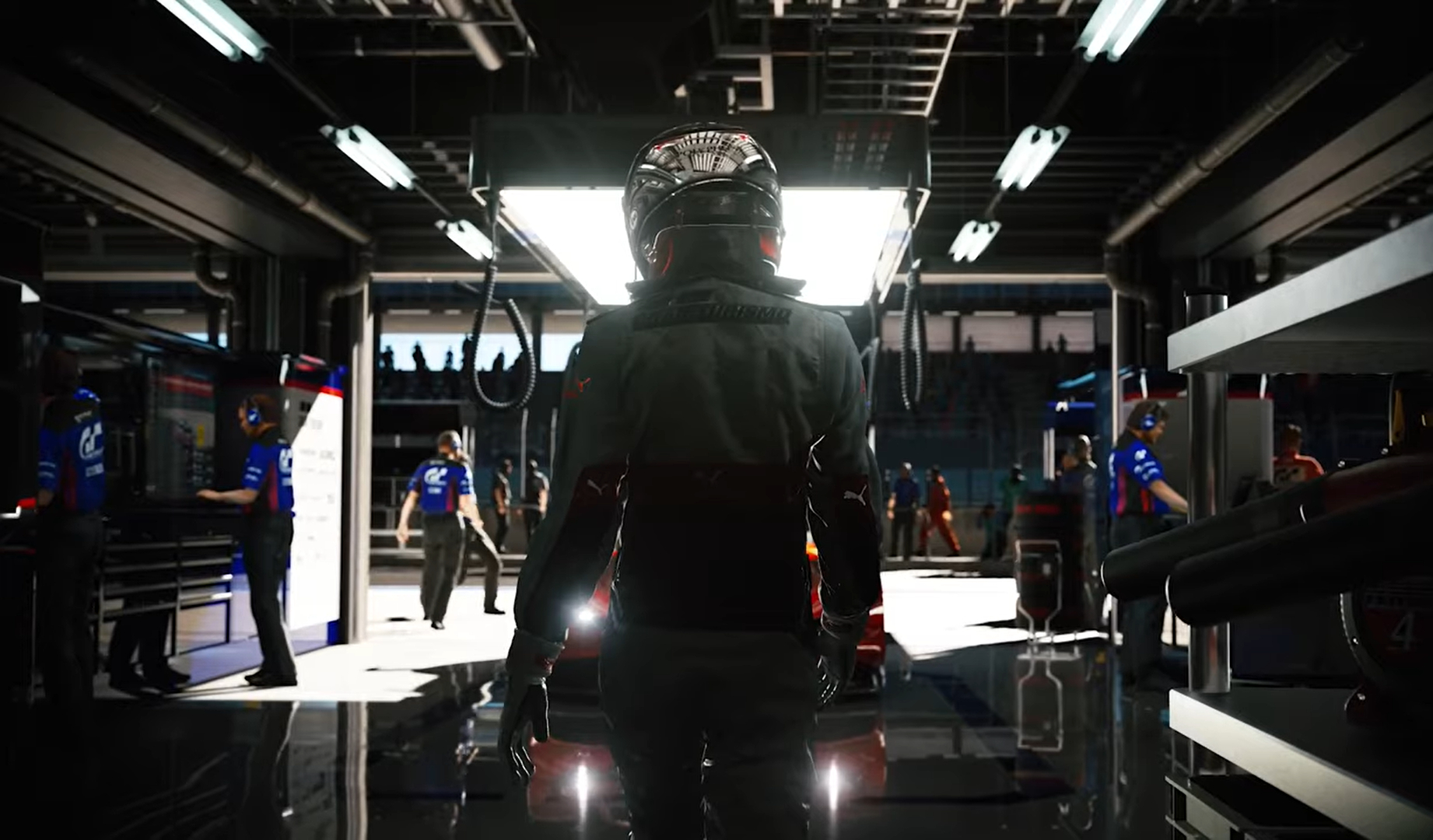 Видео: суперкары, вид из кабины и GT Town в демонстрации Gran Turismo 7
