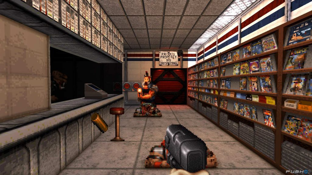 Ремастер Duke Nukem 3D выйдет на Nintendo Switch 23 июня