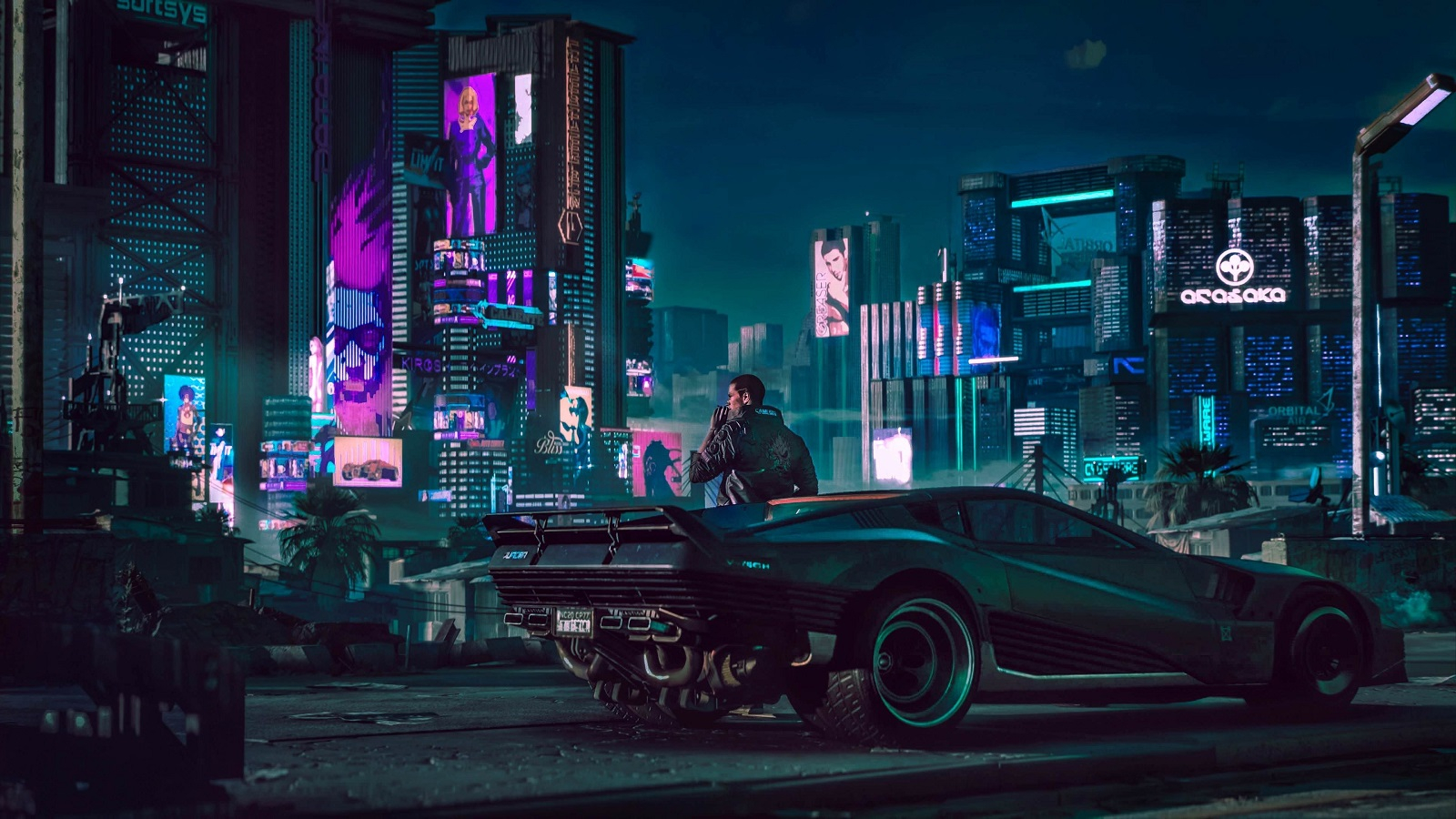 На завтрашней презентации Cyberpunk 2077 покажут новый трейлер и отрывок игрового процесса