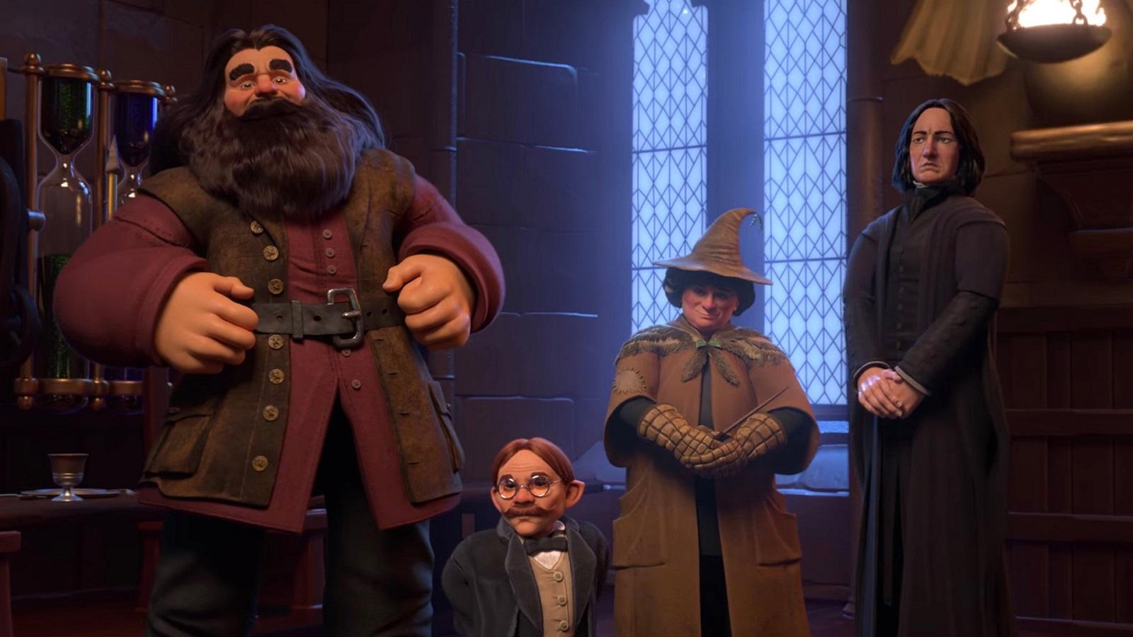 Джейсон Шрайер: ролевой экшен по мотивам «Гарри Поттера» выйдет на PS5 и Xbox Series X, а анонс состоится до конца года