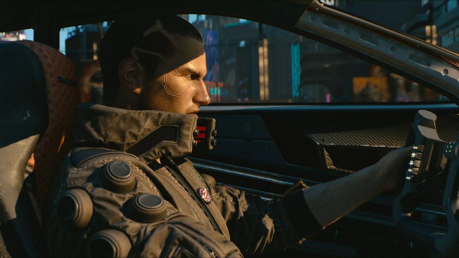 Только мужской или женский: в Cyberpunk 2077 не будет настроек тональности голоса