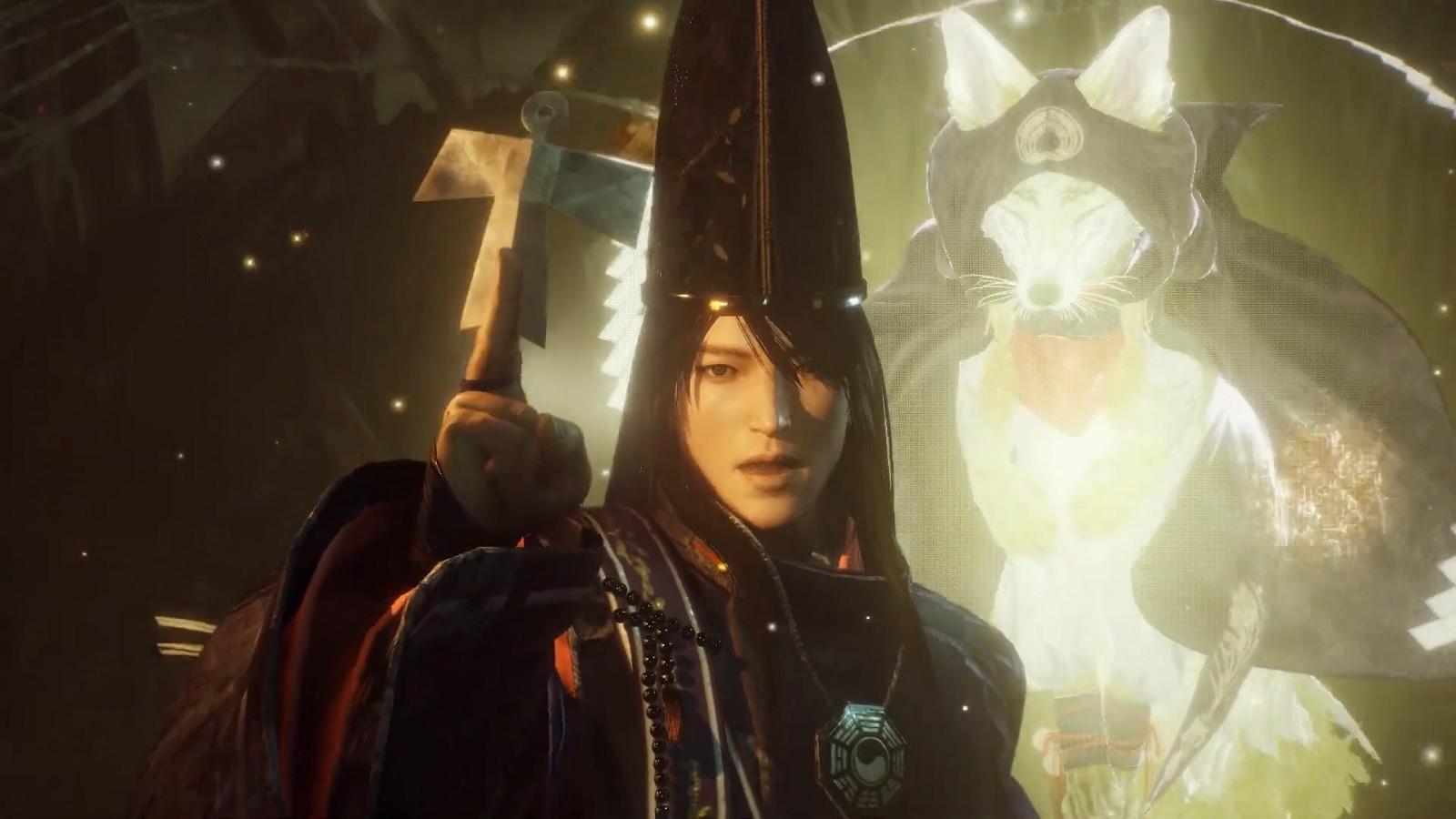 К Nioh 2 вышло второе сюжетное дополнение из трёх — «Столица во тьме»