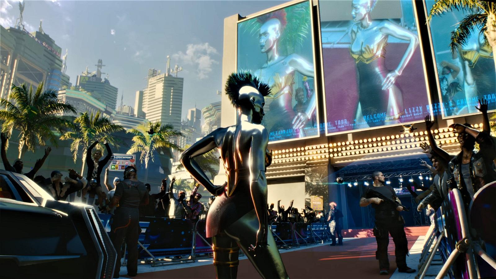 Видео: визуальные стили в Cyberpunk 2077 и тизер-трейлер «Закусочная» из нового выпуска Night City Wire