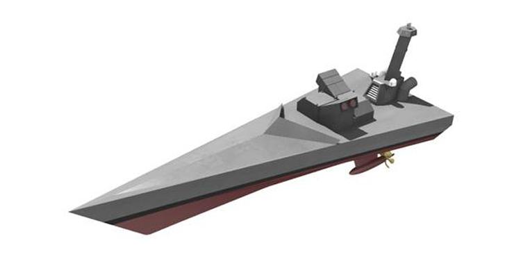 Людям здесь не место: в США стартовала программа разработки военных кораблей без экипажей