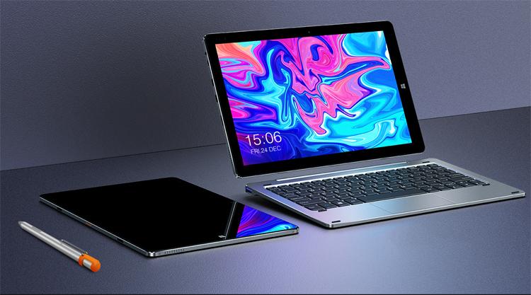Chuwi Hi10 XR стал первым в мире 10,1' планшетом с процессором Intel Celeron N4120