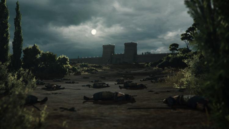 Видео: на днях в стратегии A Total War Saga: Troy появится фоторежим
