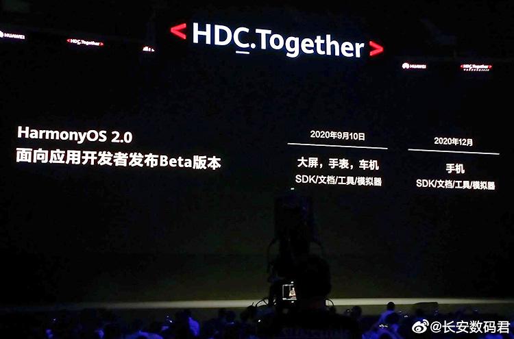 Huawei запустит бета-версию HarmonyOS для разработчиков уже 18 декабря