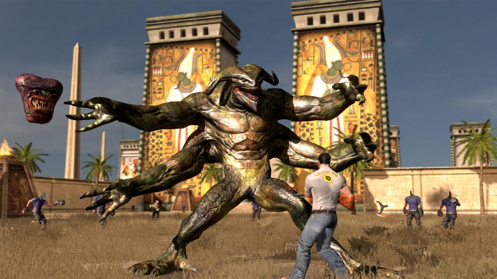 Сборник Serious Sam Collection выйдет 17 ноября не только на Switch, но также на PS4 и Xbox One