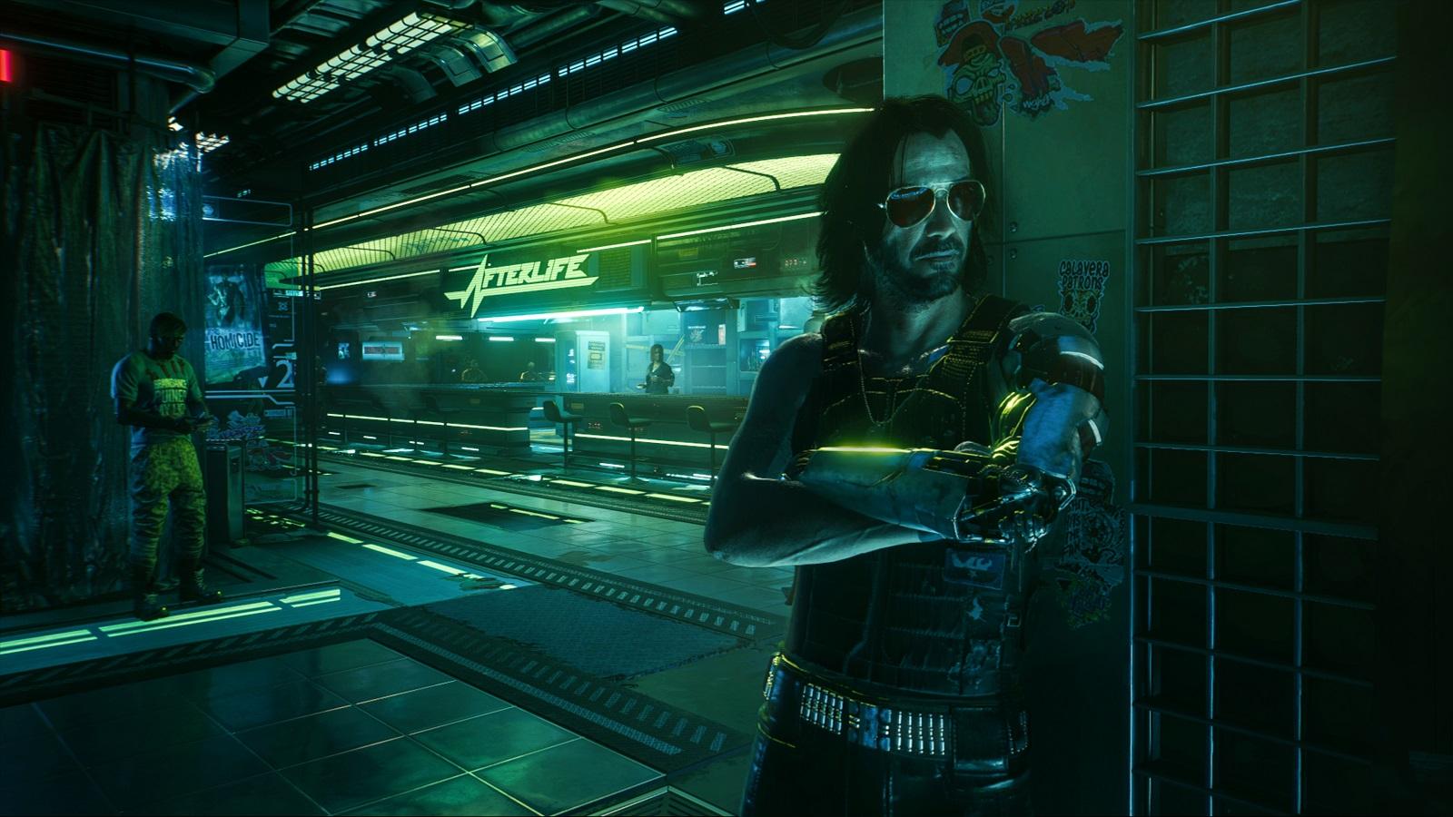 Задайте вопрос по Cyberpunk 2077 редакции 3DNews — времени до релиза всё меньше