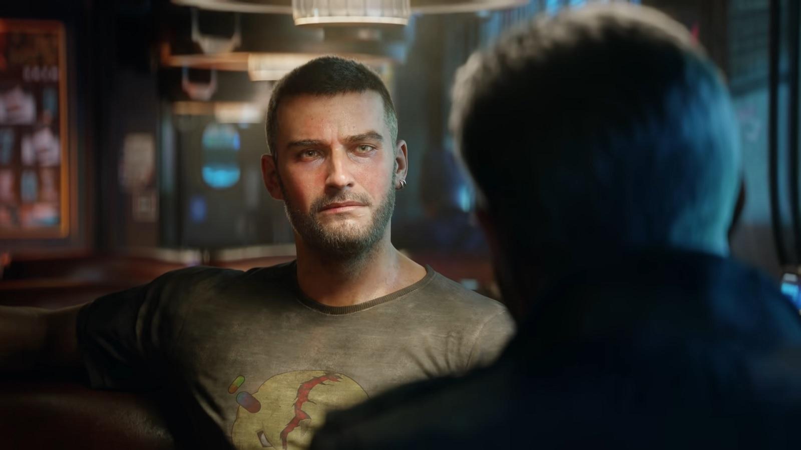 В релизном трейлере Cyberpunk 2077 обнаружили секретное послание от разработчиков