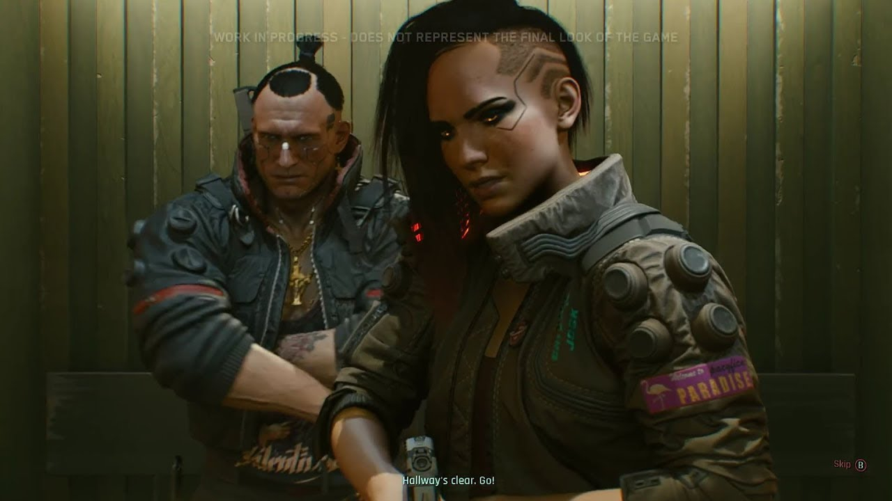 Видео: сравнение одинаковой сцены в финальной версии Cyberpunk 2077 и демо с Е3 2018 — на релизе видны улучшения