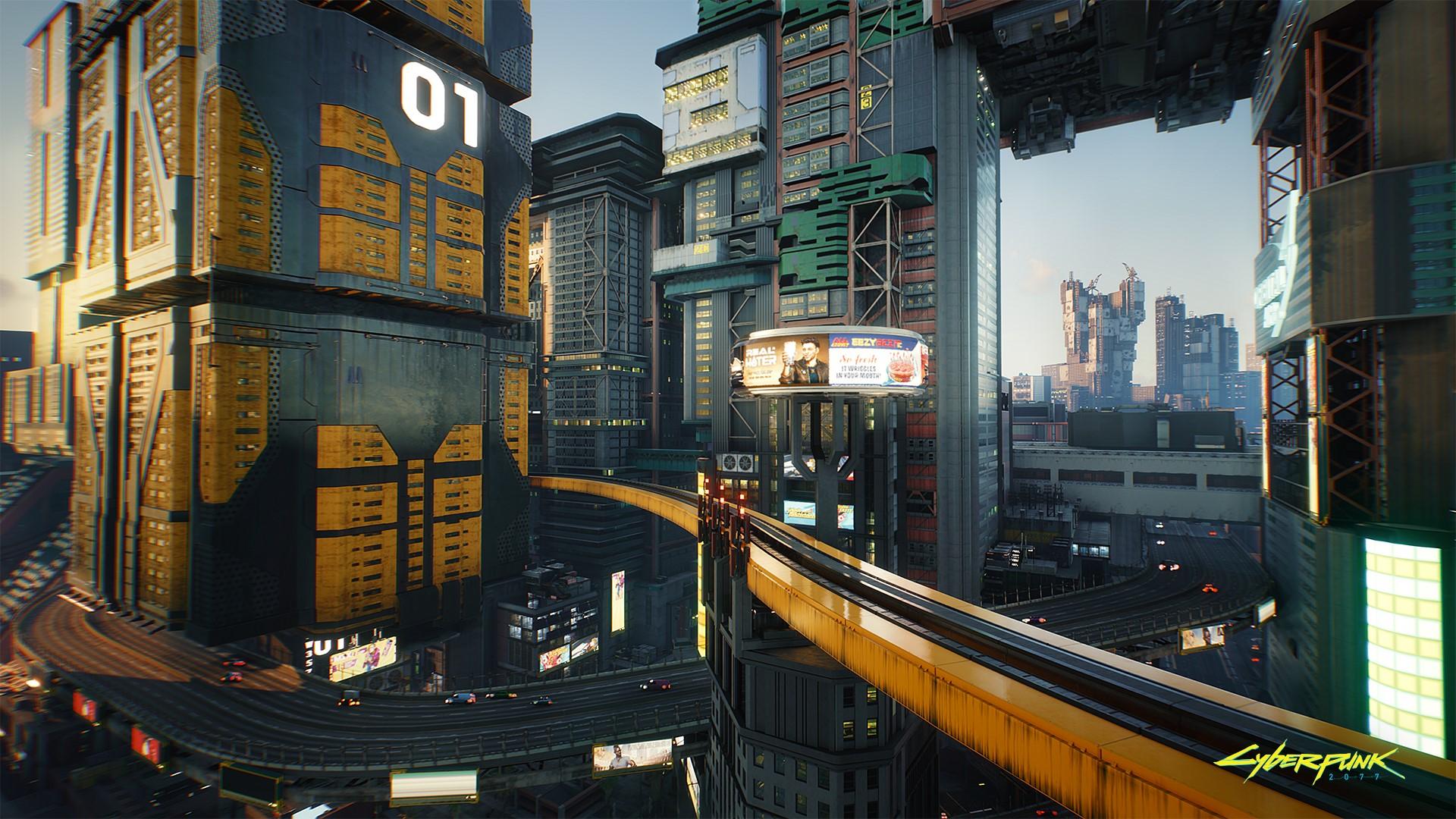 В стиле Mirror's Edge: игрок показал, как можно заниматься паркуром в Cyberpunk 2077