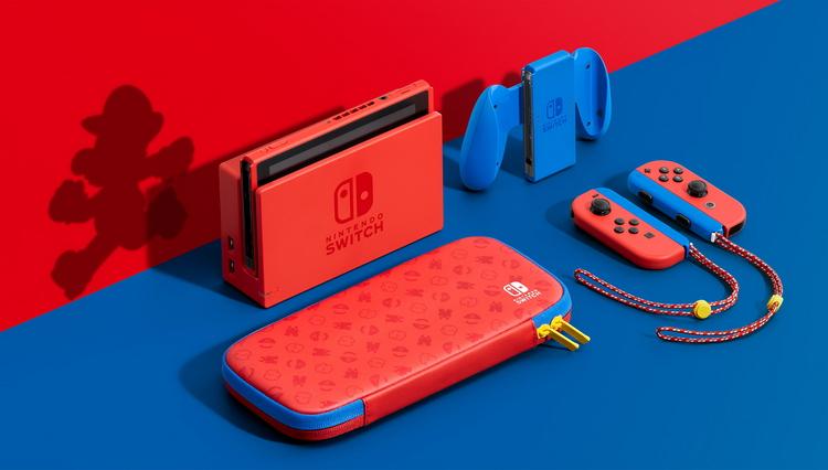 В честь 35-летия Super Mario Bros. представили новую расцветку Switch, трейлер Super Mario 3D World + Bowser's Fury и другое