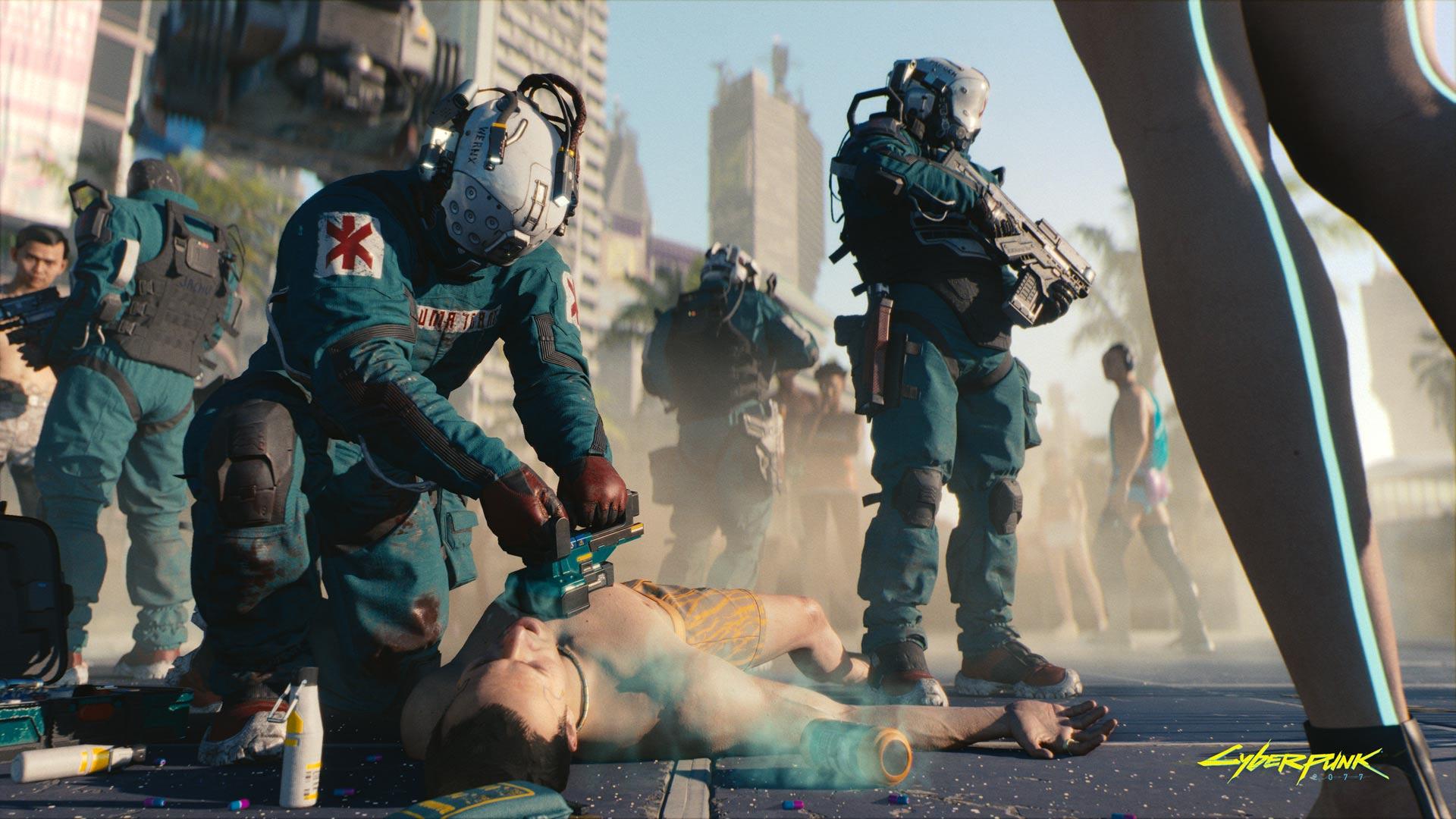 CDPR выпустила заплатку 1.12 для Cyberpunk 2077, которая устранила серьёзную уязвимость игры