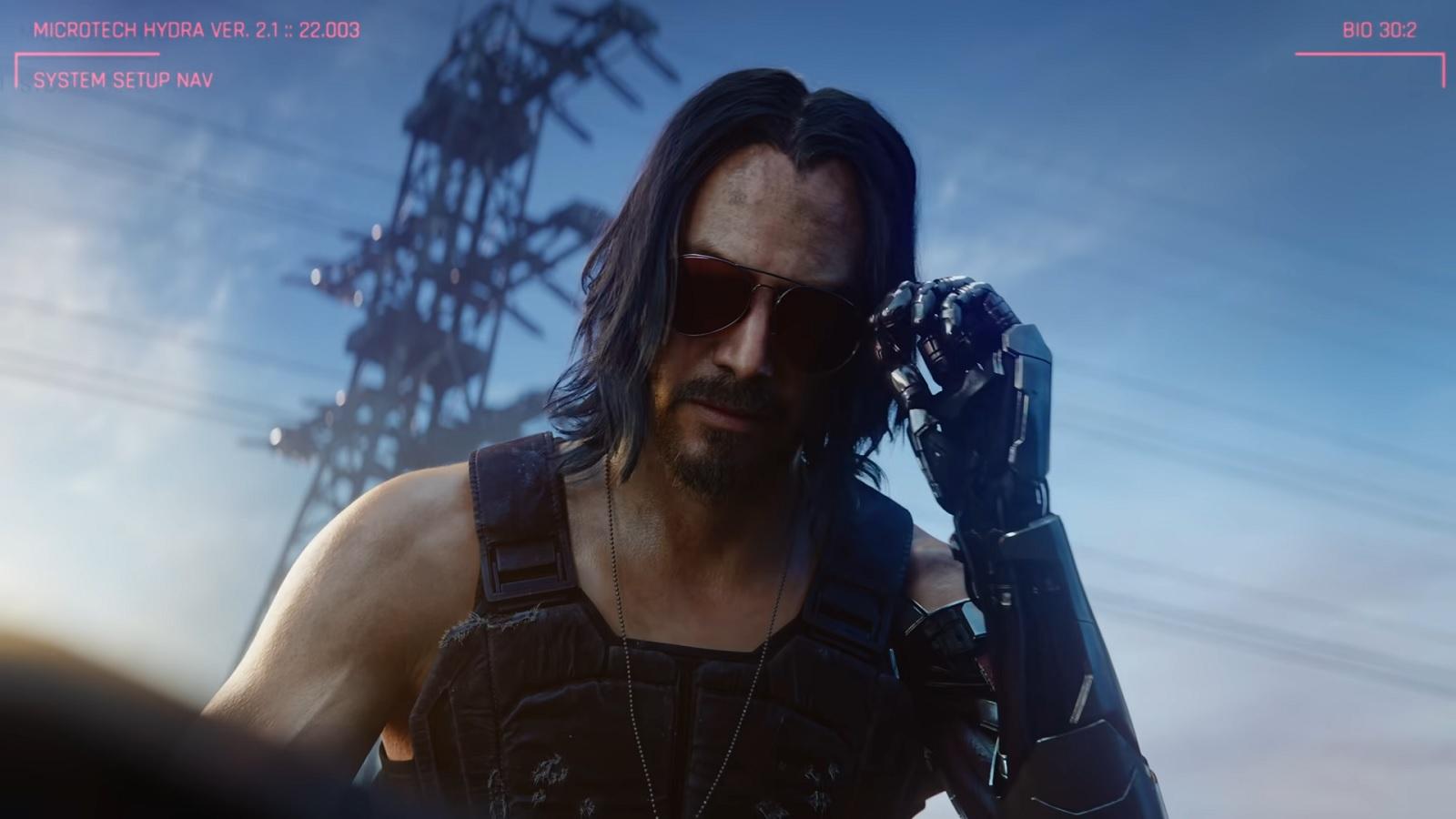 Epic Games анонсировала показ новых игр для EGS и тематическую распродажу — на ней будет Cyberpunk 2077
