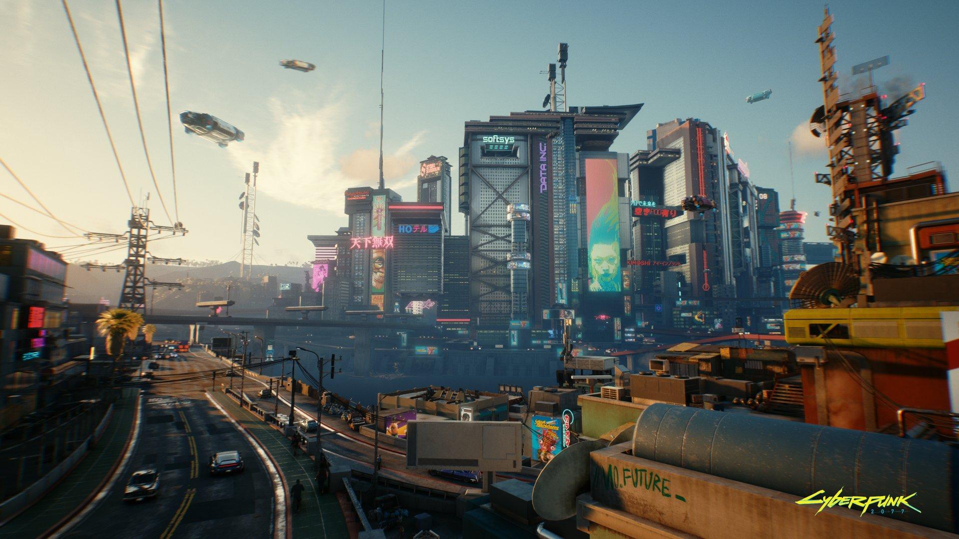 Это не заготовка под DLC: CDPR объяснила, почему в Cyberpunk 2077 много недоделанных локаций