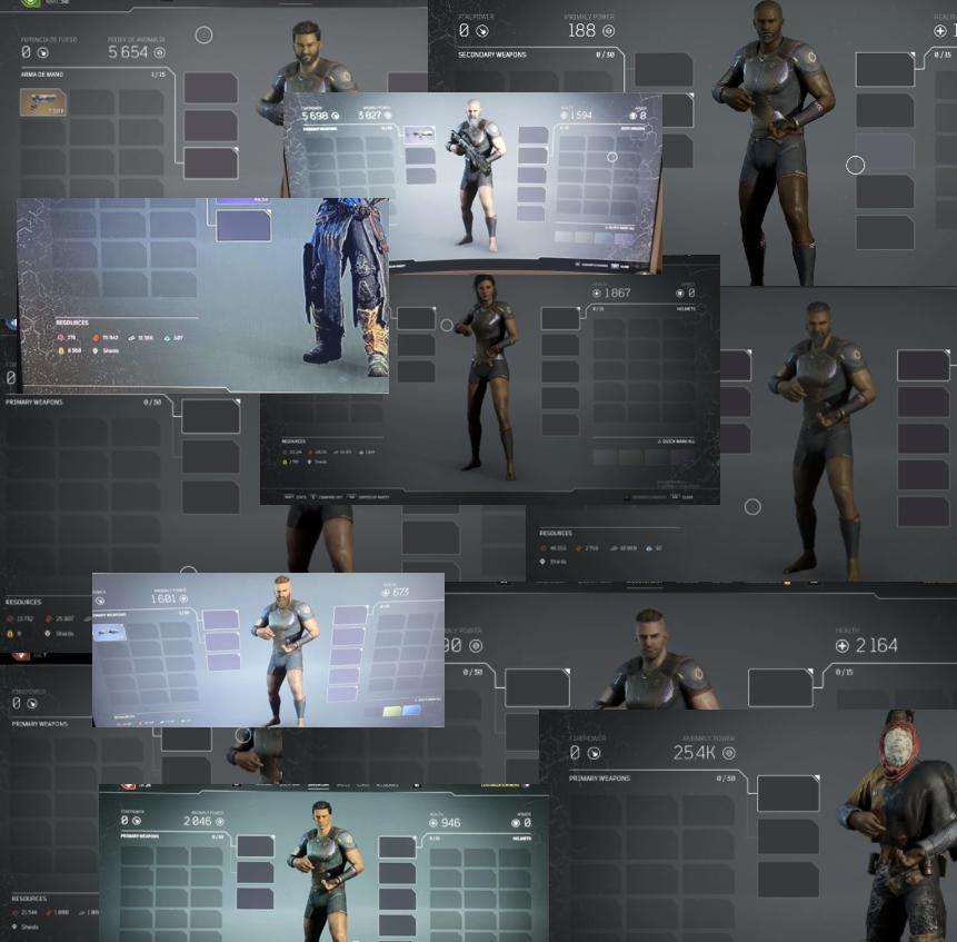 Игроки жалуются на пропажу всего снаряжения в Outriders