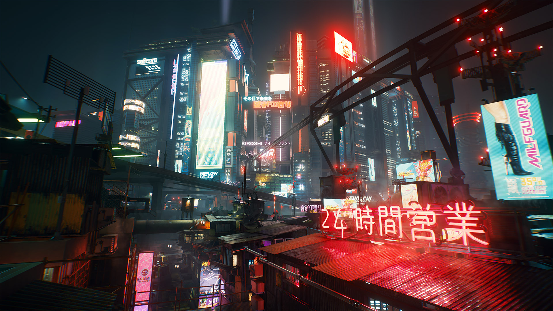 Над Cyberpunk 2077 трудится большая часть CDPR — разработчики планируют выполнить обещания, данные игрокам