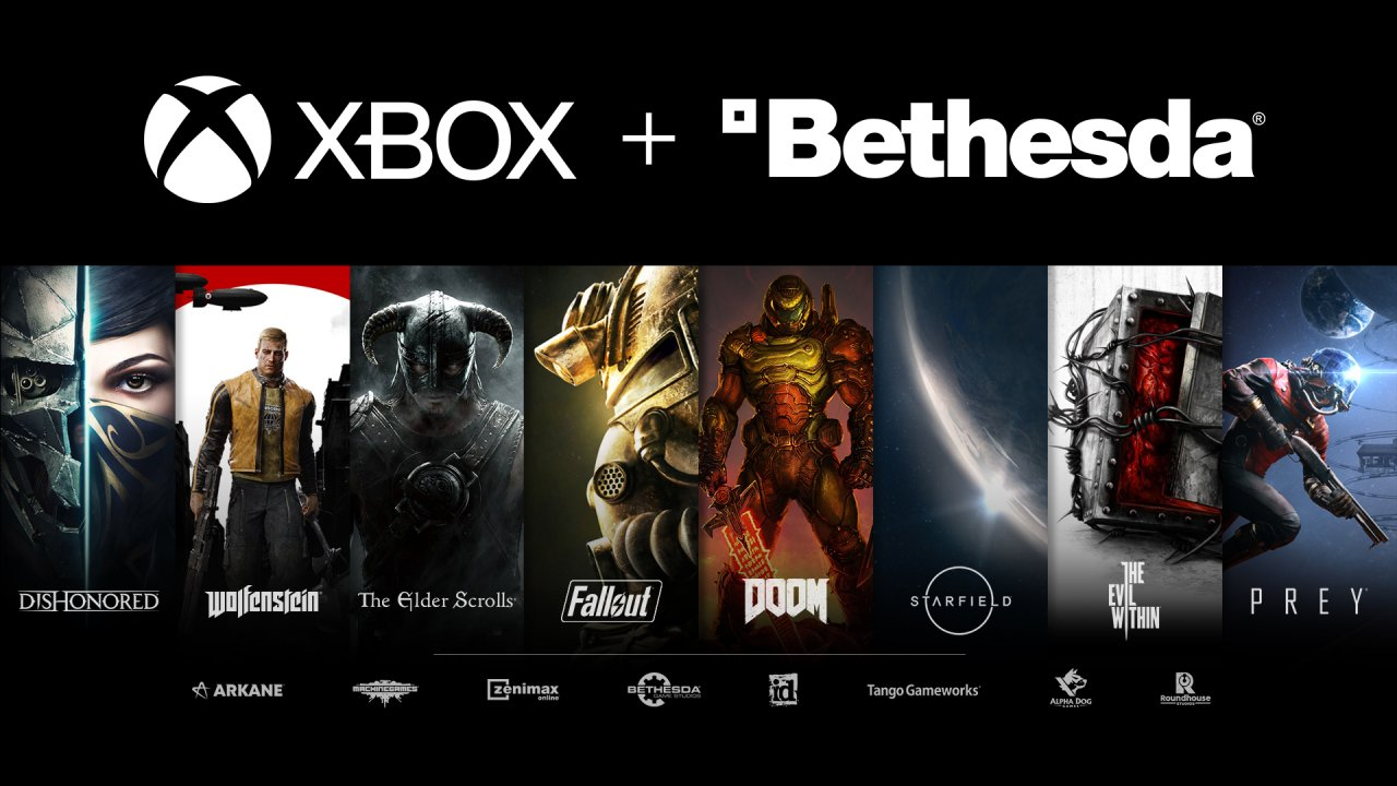 Microsoft объявила о покупке Bethesda, id Software, Arkane Studios за $7,5 млрд