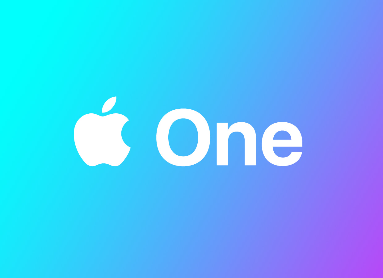 Apple One — единая подписка на сервисы Apple