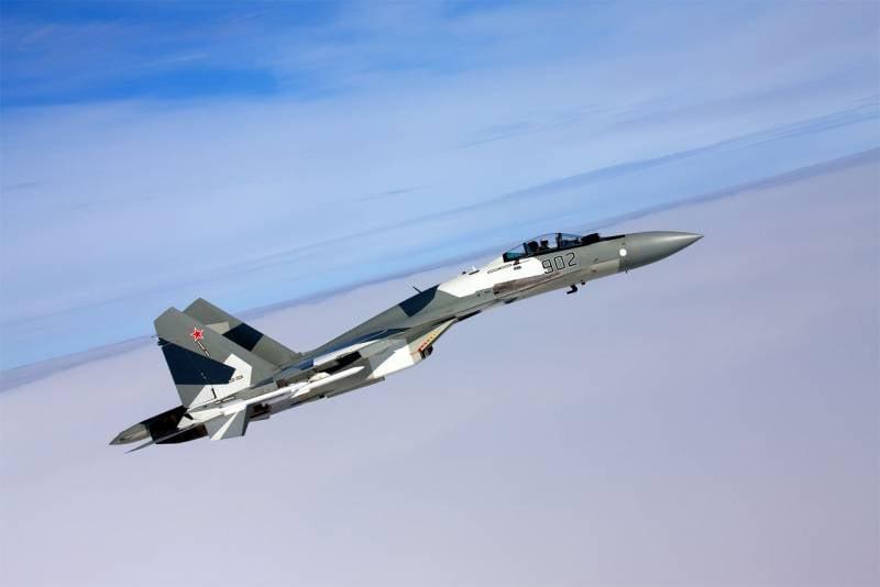 «Русские лётчики всегда были известны своей смелостью»: китайское Sohu рассказало о выполнении перехватов ВКС РФ