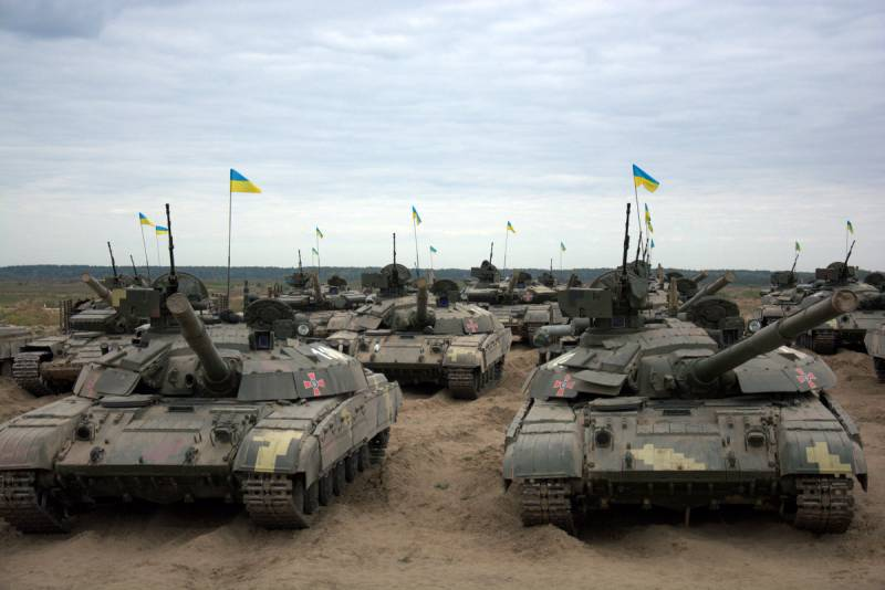 Харьковские заводы совместно модернизируют танки Т-64БМ2 для ВСУ