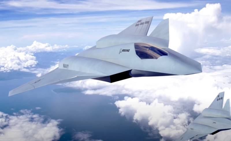 В США заявили о начале испытаний истребителя нового поколения