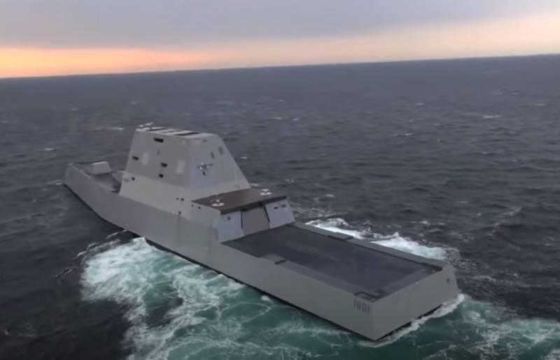 ВМС США готовятся отправить стелс-эсминцы класса Zumwalt «на доработку»: не устраивают радары