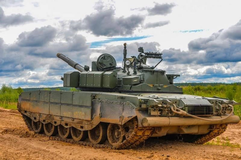 Российские танки Т-72Б3М и Т-80БВМ пройдут дальнейшую модернизацию