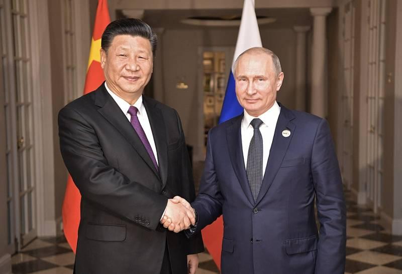 Поворот России на Восток неизбежен