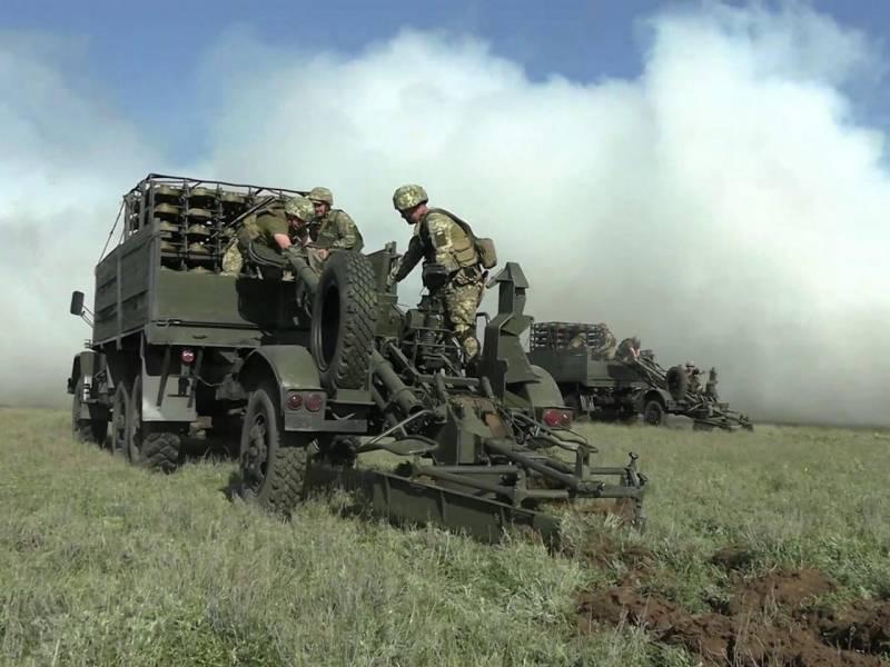 «Заминировали границу с Крымом»: ВСУ провели учения по отражению морского десанта «агрессора»
