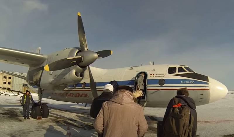 Глава ОАК: Семейство самолётов «Ан» пора выводить из эксплуатации