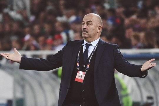 Черчесов оценил перспективы сборной России на Евро-2020
